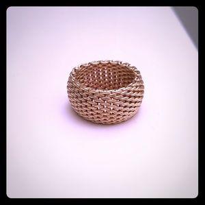 NWOT Nordstrom Rack Gold color ring